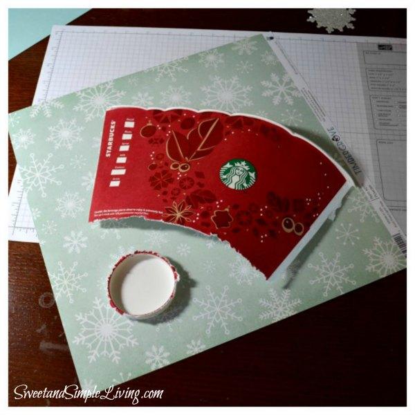 BEST Christmas Paper Craft Ideas: Snowman Soup