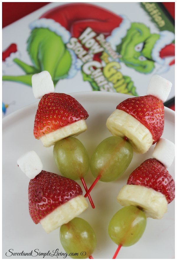 New Healthy Snack Idea for the New Year pics