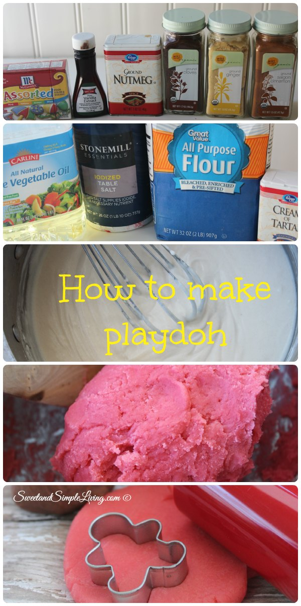 Learn how to make playdoy the easy way