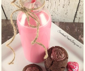 Chocolate cookies homemade
