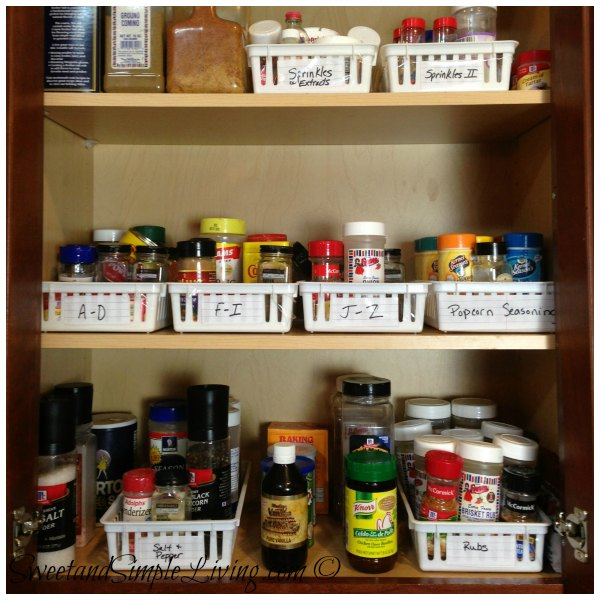 Amazing Cheap Easy Kitchen Organization 600 x 600 · 85 kB · jpeg