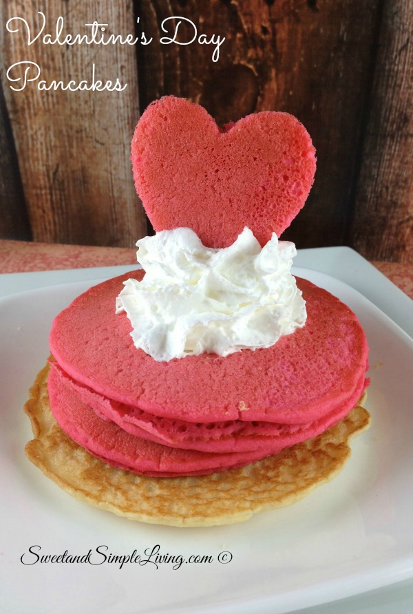 Valentineu0027s Day Breakfast Idea