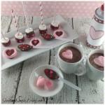 Valentine's Day Ideas: Hot Chocolate Bar