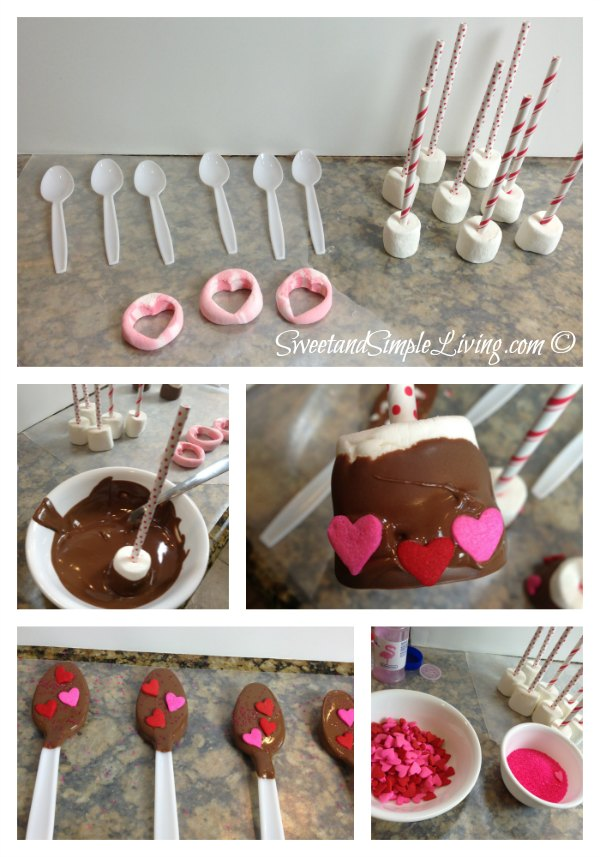 Valentine S Day Ideas Hot Chocolate Bar Sweet And Simple Living
