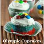Olympic Cupcakes