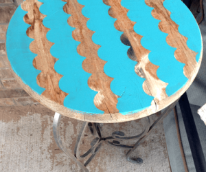 FrogTape® Shape Tape™ Upscale Furniture Project Idea