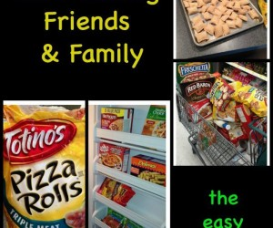 Easy Food Options for Entertaining