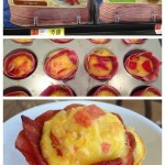 Yummy Bacon Egg Muffins