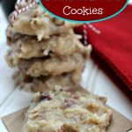 Best Coconut Pecan Cookies