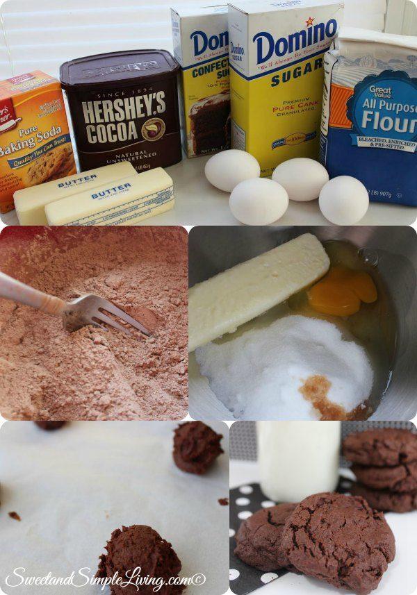 Best Ever Chocolate Cookies