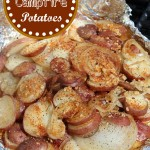 Easy Campfire Potatoes