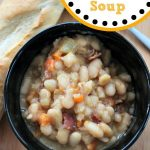 Easy Crock Pot Bean Soup