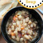 Easy Crock Pot Bean Soup