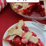 Red Hot Candy Apple Pie