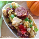 Hearty Cajun Cornbread Stuffing Recipe
