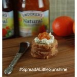 Spread a Little Sunshine with Smuckers #SpreadALittleSunshine #ad