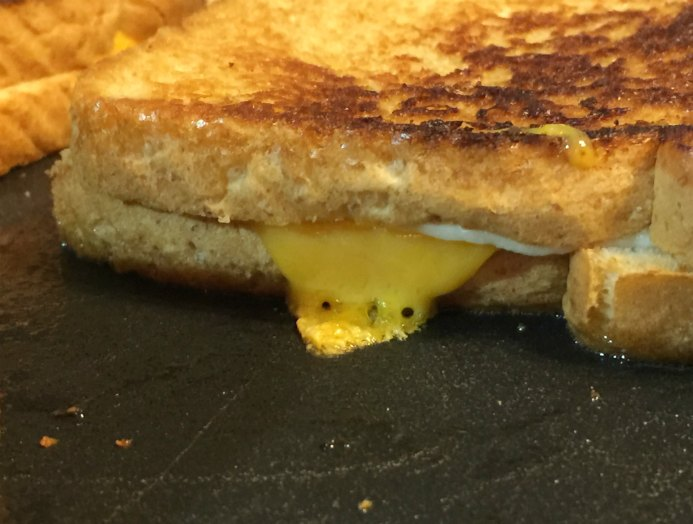 Here's the Secret to the Best Grilled Cheese Sandwich Ever!