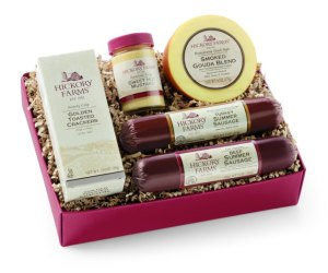 Hickory Farms Gift Ideas and a Giveaway!