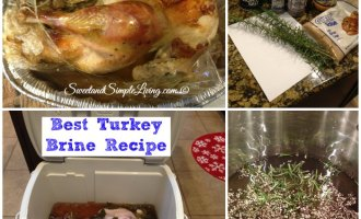 Best Turkey Brine Recipe