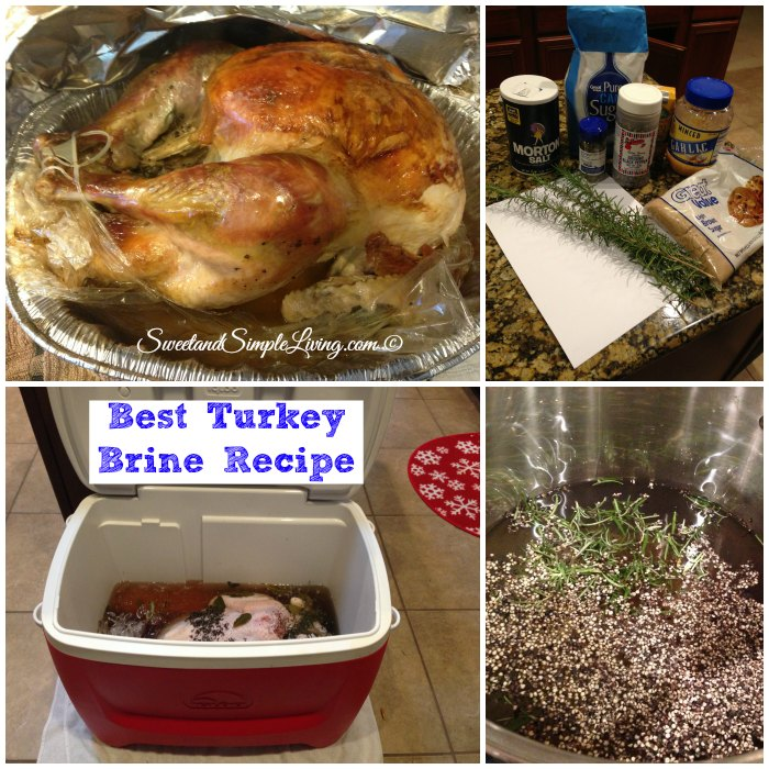 best turkey brine recipe sweet and simple living best turkey brine recipe sweet and