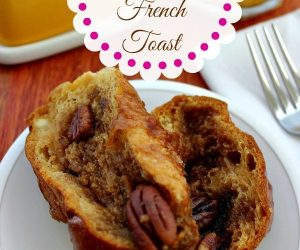 Easy Crockpot French Toast
