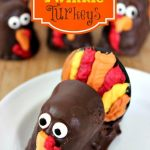Thanksgiving Twinkie Turkeys