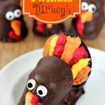 Thanksgiving Twinkie Turkeys