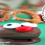 Easy Rudolph Truffles