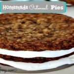Homemade Oatmeal Pies