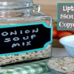 Lipton Onion Soup Mix Copycat Recipe