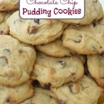 Amazing Chocolate Chip Pudding Cookies