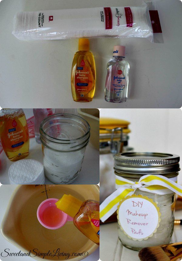 Diy Makeup Remover Pads Save Money Make Your Own