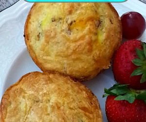 Super Simple Egg Muffins