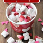 Valentine Muddy Buddy Mix