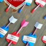 Valentine Pencils