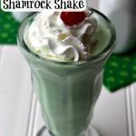 Copycat McDonald's Shamrock Shake