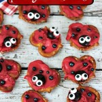Easy Pretzel Lady Bugs