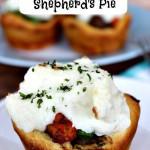 Individual Shepherd's Pies