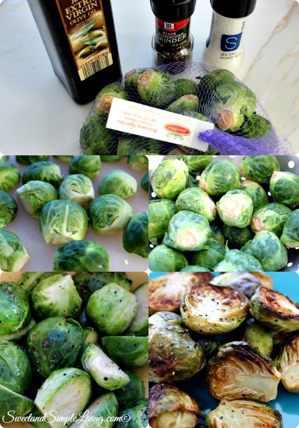 Sweet Brussel Sprout Recipes Simple