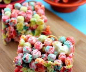 Trix Cereal Bars