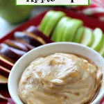 Simple Caramel Apple Dip