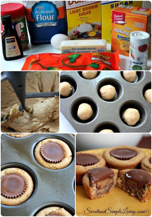 simple reeses cookies