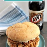 Slow Cooker Root Beer Chicken