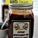 Copycat Montgomery Inn BBQ Sauce
