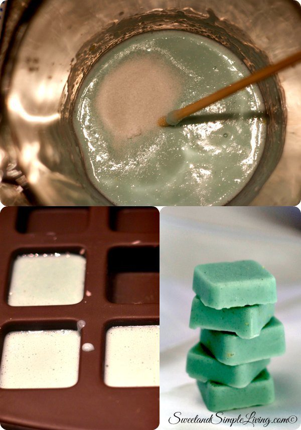diy sugar scrub bars