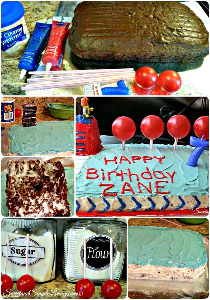 make it yourself wipeout cake coll