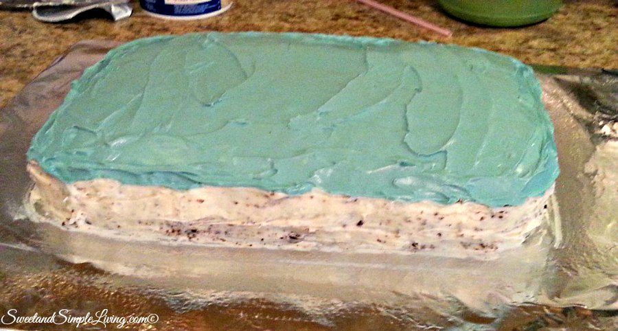 make it yourself wipeout cake